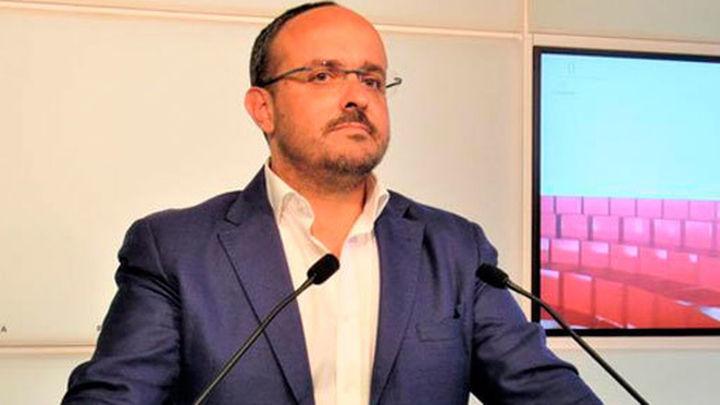 """Alejandro Fernández, presidente del PP en Cataluña: """"El Parlament se ha batasunalizado"""""""