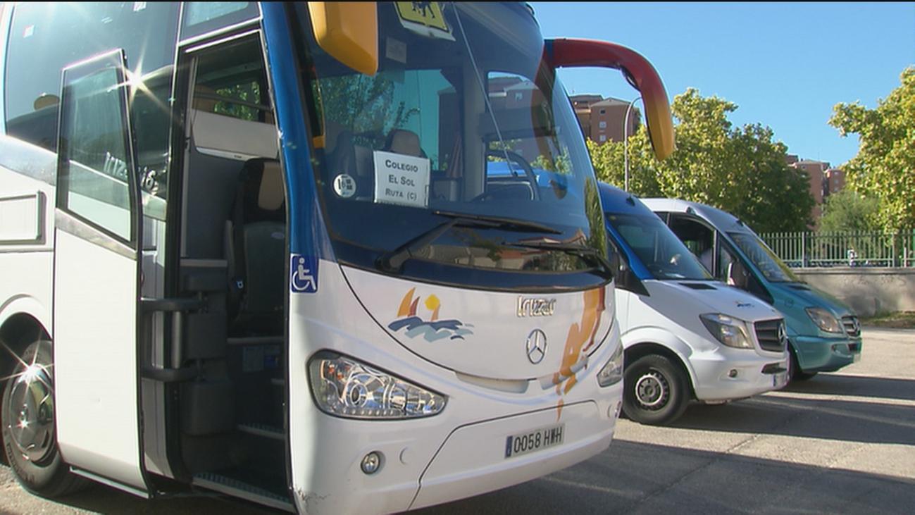 La Comunidad de Madrid inspeccionará 500 autocares escolares