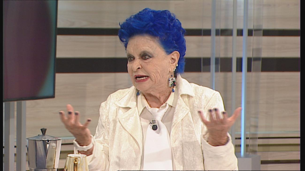 """Lucía Bosé: """"Cuando una se enamora de verdad, lo deja todo"""""""