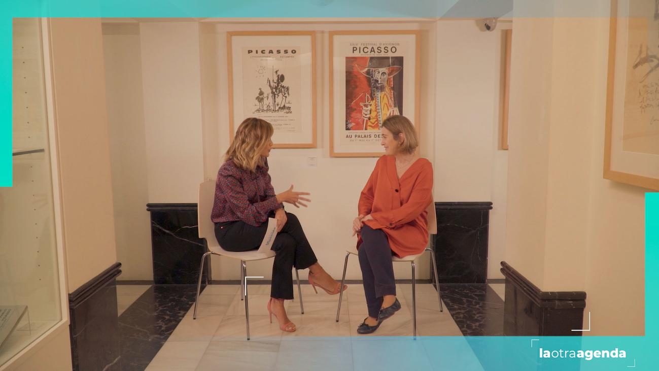 """Marta Rivera: """"En todos los municipios de Madrid hay algo que ver"""""""