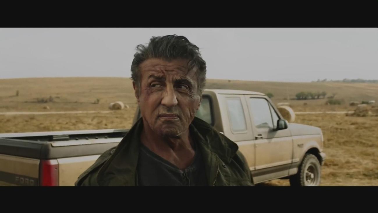 'Rambo V' y lo último de Amenábar, los estrenos de cine de este fin de semana