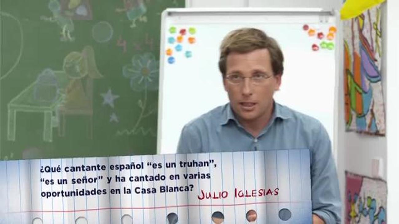 ¿Serías capaz de aprobar el test cultural de Martínez Almeida?