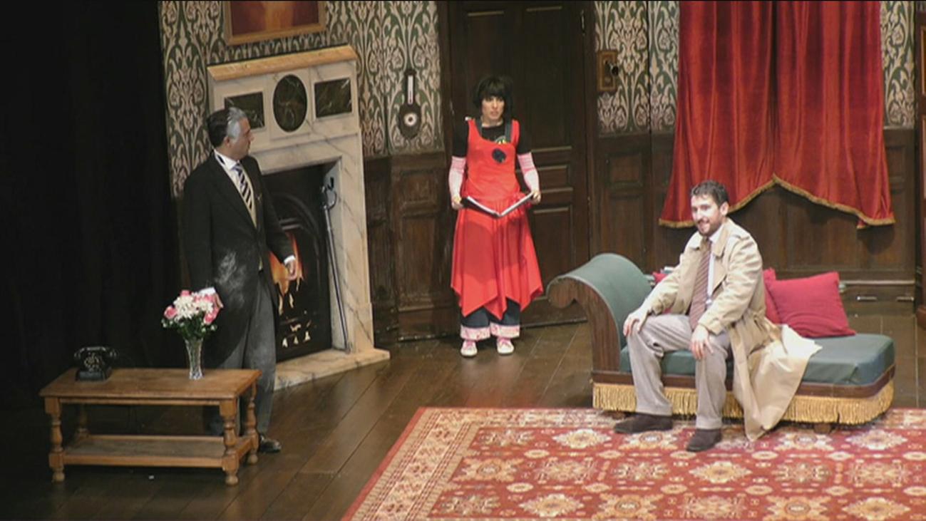 'La función que sale mal', el nuevo desastre de humor que llega al Teatro La Latina