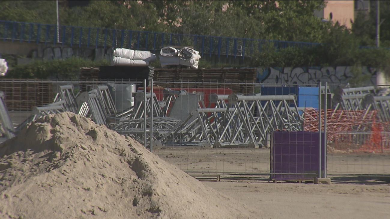 El Ayuntamiento de Madrid paraliza la construcción del Espacio Delicias