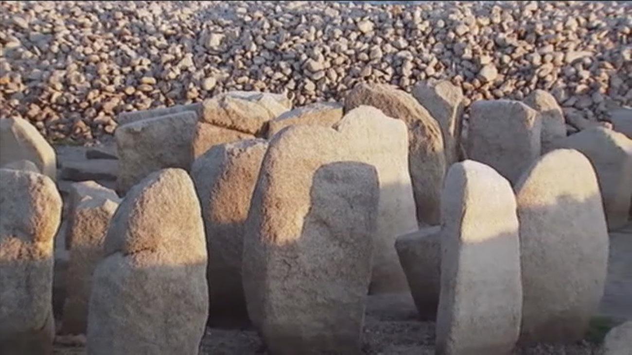 El Stonehenge español, descubierto en un pantano de Cáceres