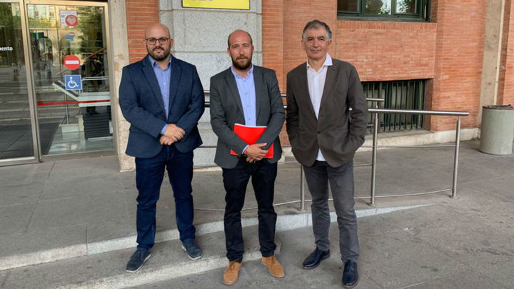 Soto, Manzanares y Guadalix piden la extensión del Cercanías por las obras en la M-607