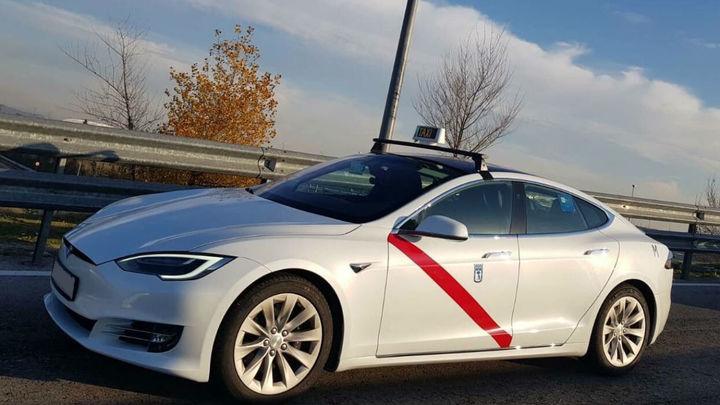 Taxis impulsados por hidrógeno verde para Madrid el próximo año