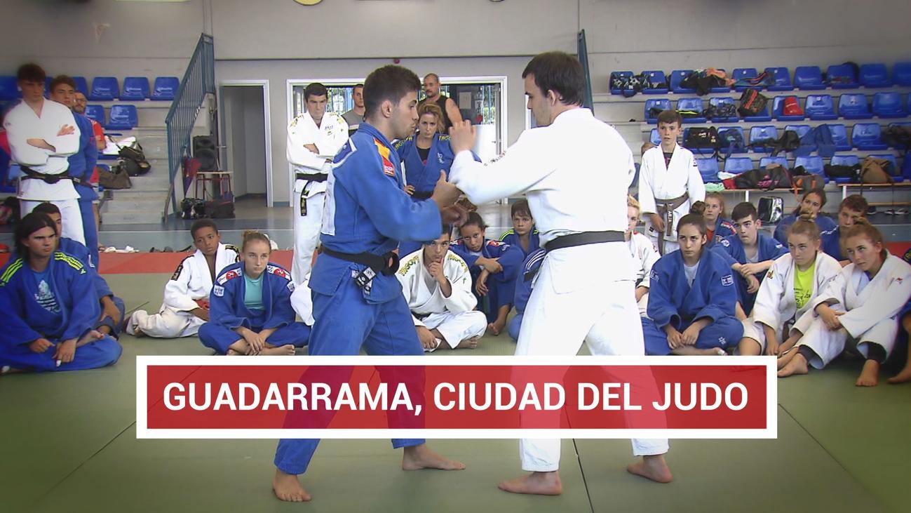 Guadarrama, ciudad del judo