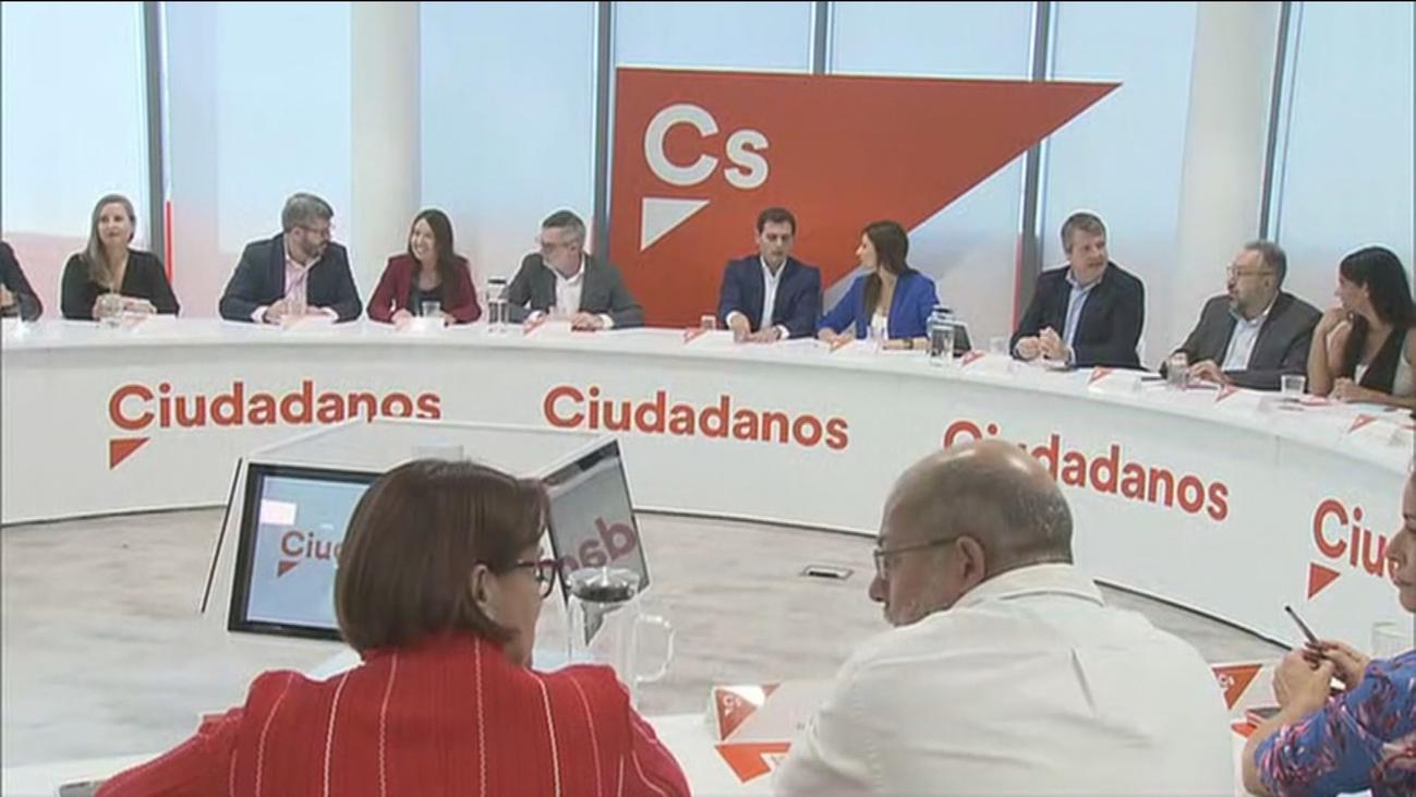 Ciudadanos  presentará una moción de censura contra Torra en el Parlament