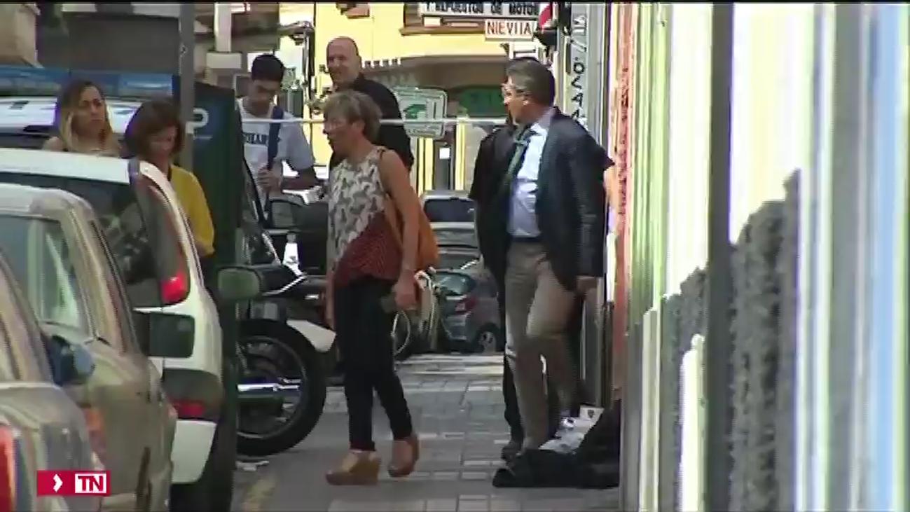 Una detenida por su posible relación con el cráneo hallado en Castro Urdiales