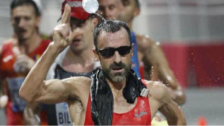 """García-Bragado: """"Es un honor participar en mis octavos Juegos Olímpicos"""""""