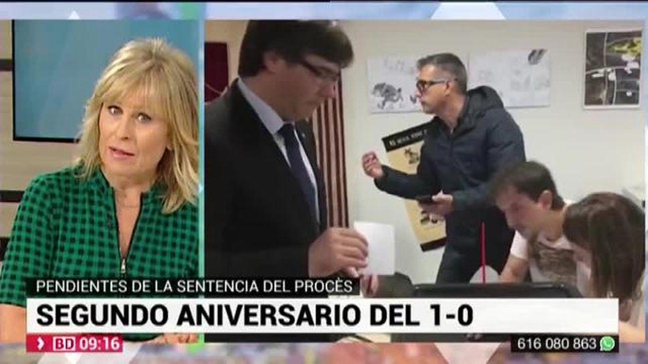 Buenos Días Madrid 01.10.2019 (08:30-10:00)