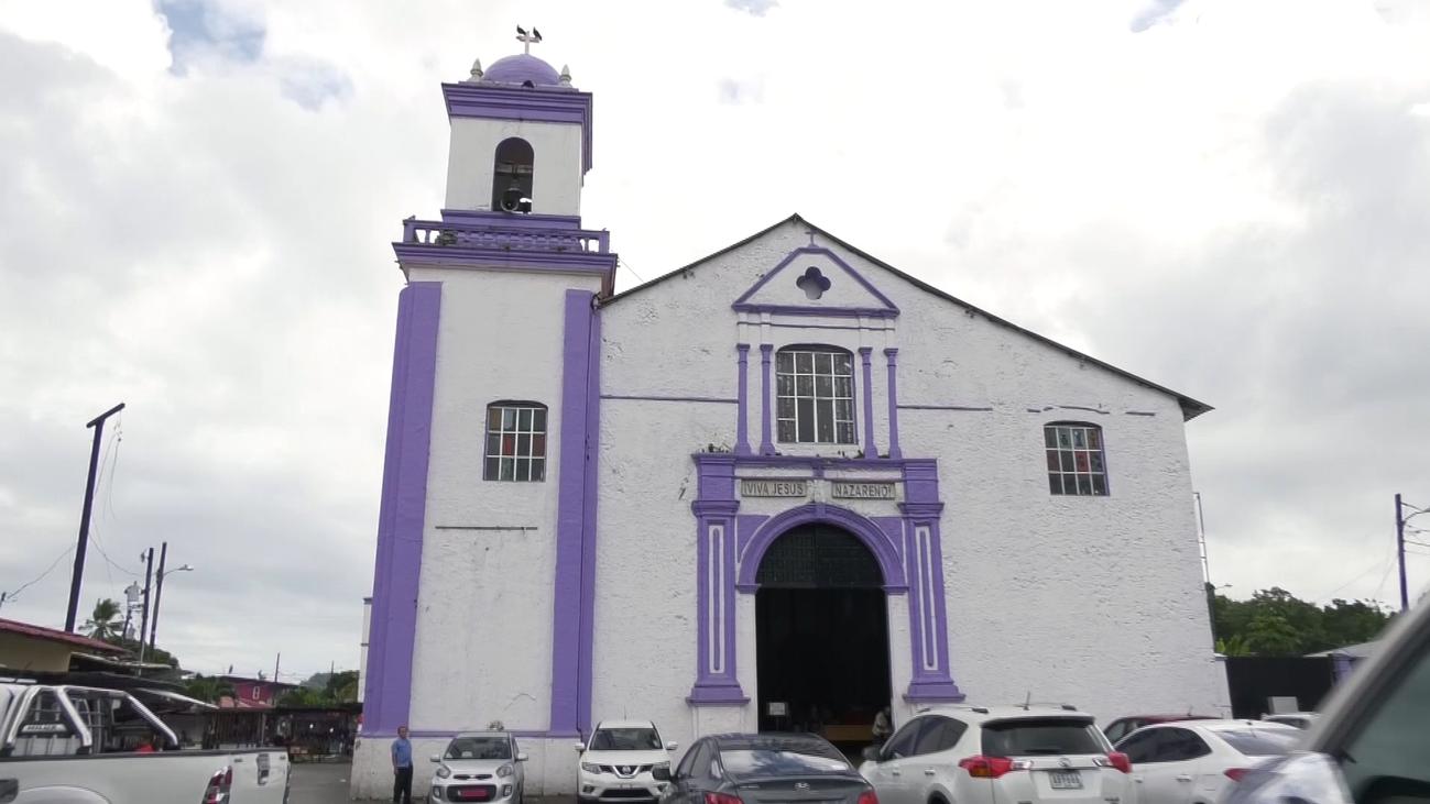 La Iglesia del Cristo Negro, patrón de los salseros