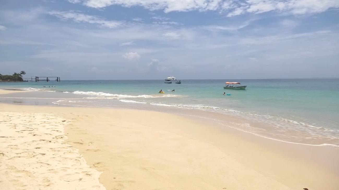 Un hotel paradisiaco en la exclusiva isla Contadora