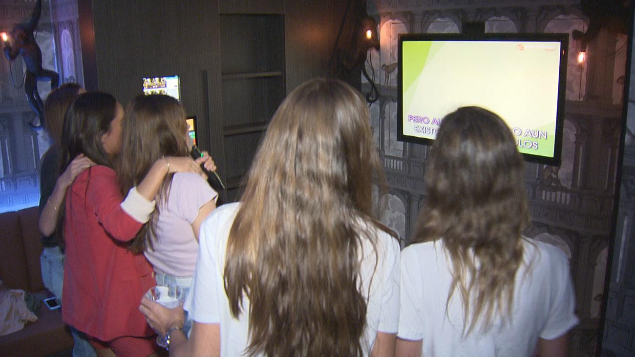 Karaoke al estilo japonés en Madrid
