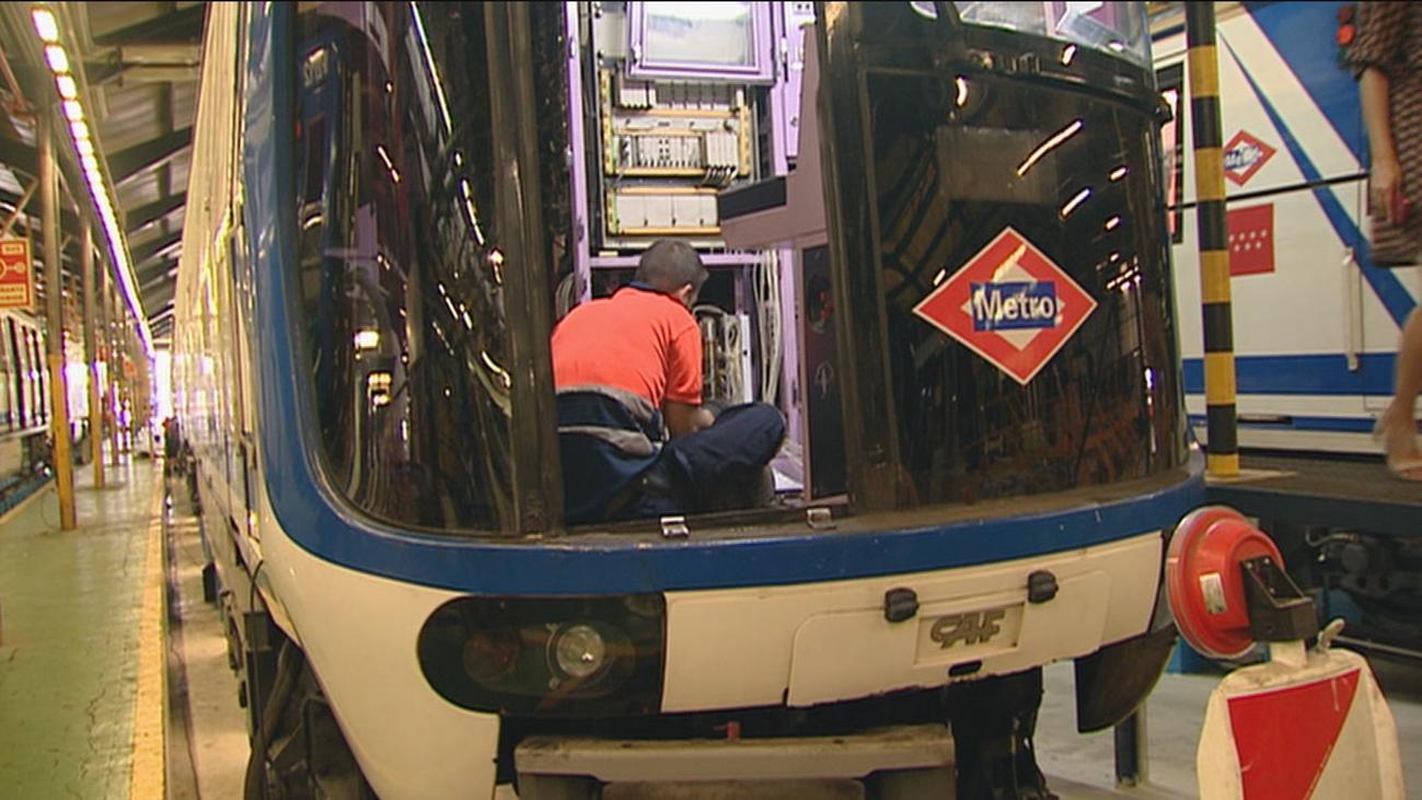 Un juzgado cita a 7 responsables de Metro por el amianto