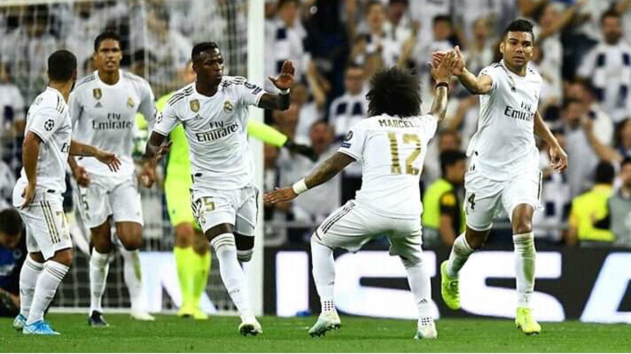 2-2. El Real Madrid rescata un punto ante el Brujas