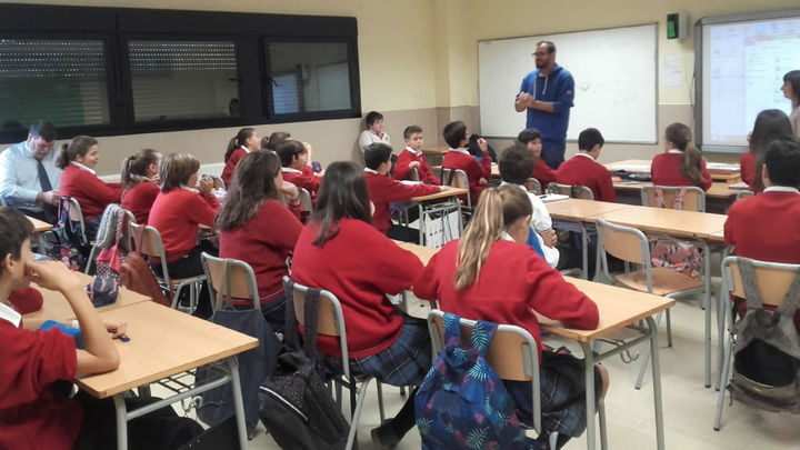 Un proyecto educativo de Torrelodones, finalista a los premios de UNICEF