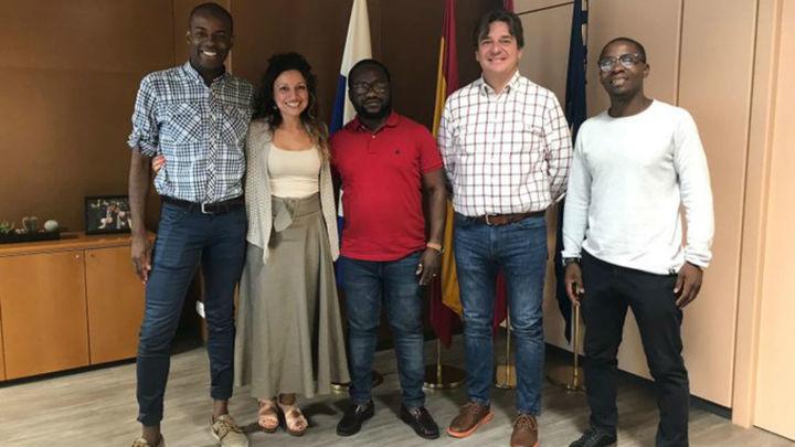 """El alcalde de Fuenlabrada pide """"combatir los rumores que rozan el racismo en política"""""""