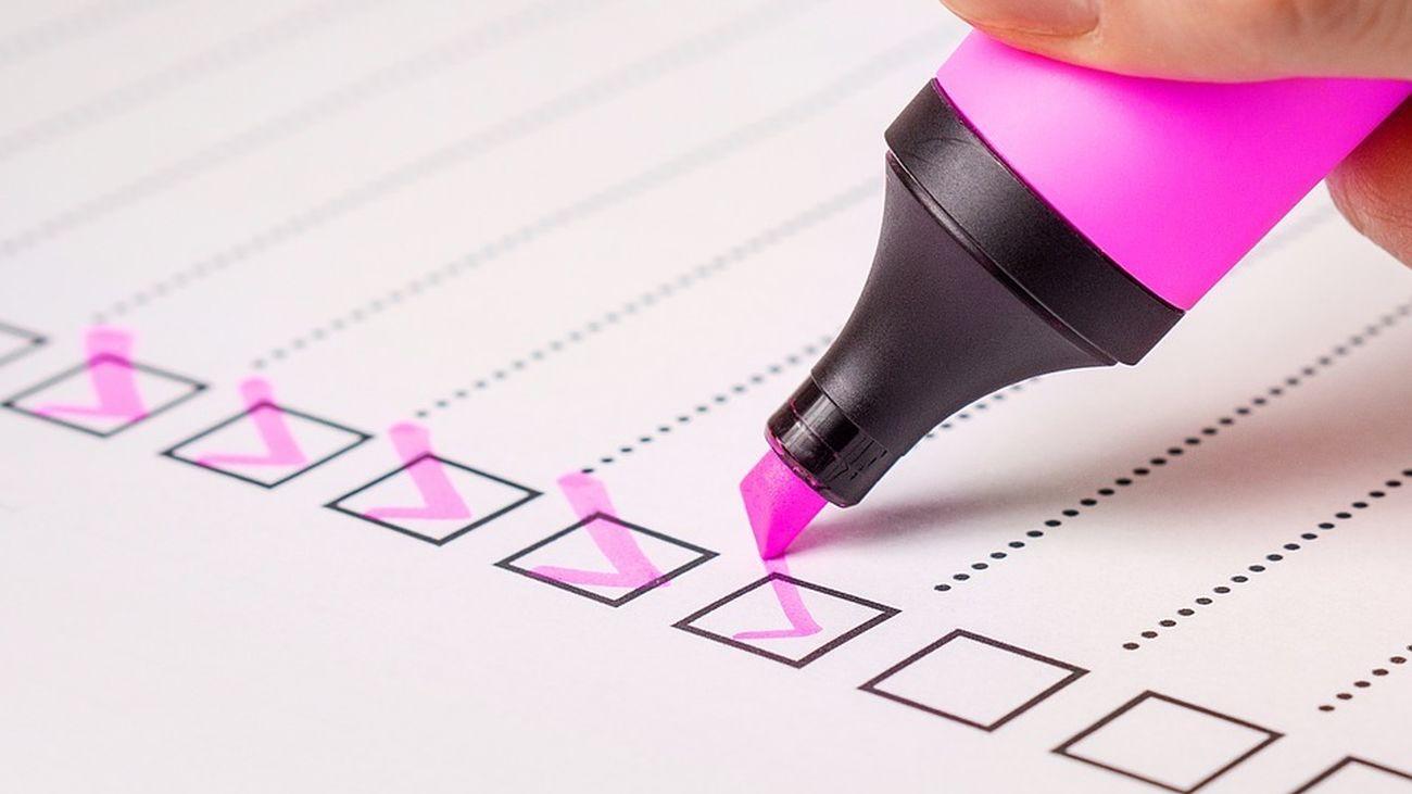 Oposiciones: Técnicas de estudio para preparar los test