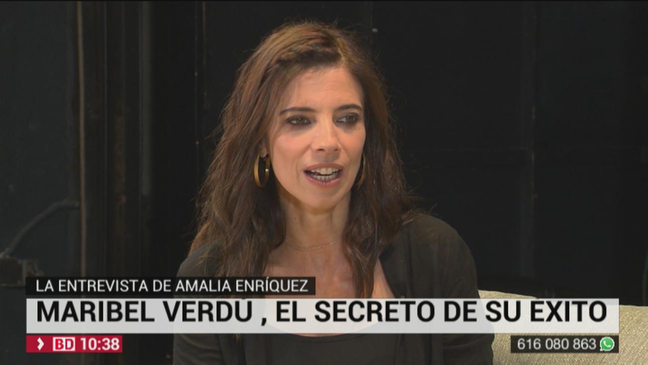 """Maribel Verdú: """"He vomitado del estrés que me ha causado la persecución de los medios"""""""