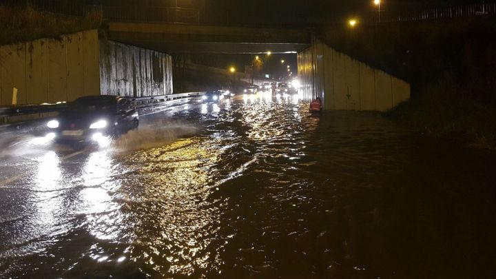 Fuenlabrada solicita la declaración de zona catastrófica por los daños de las lluvias