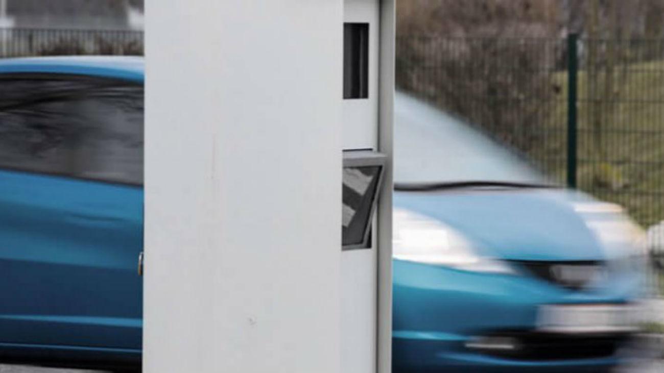Madrid pone casi 476.000 multas de tráfico en 2020, 129.000 menos que en 2019