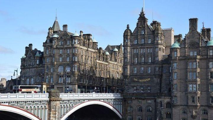¿Cómo trabaja un madrileño en Edimburgo?
