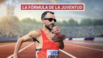 García Bragado, eterna leyenda del atletismo