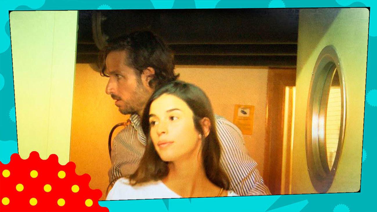 Feliciano López y Sandra Gago se han casado ¡HOY! y nosotros tenemos las imágenes