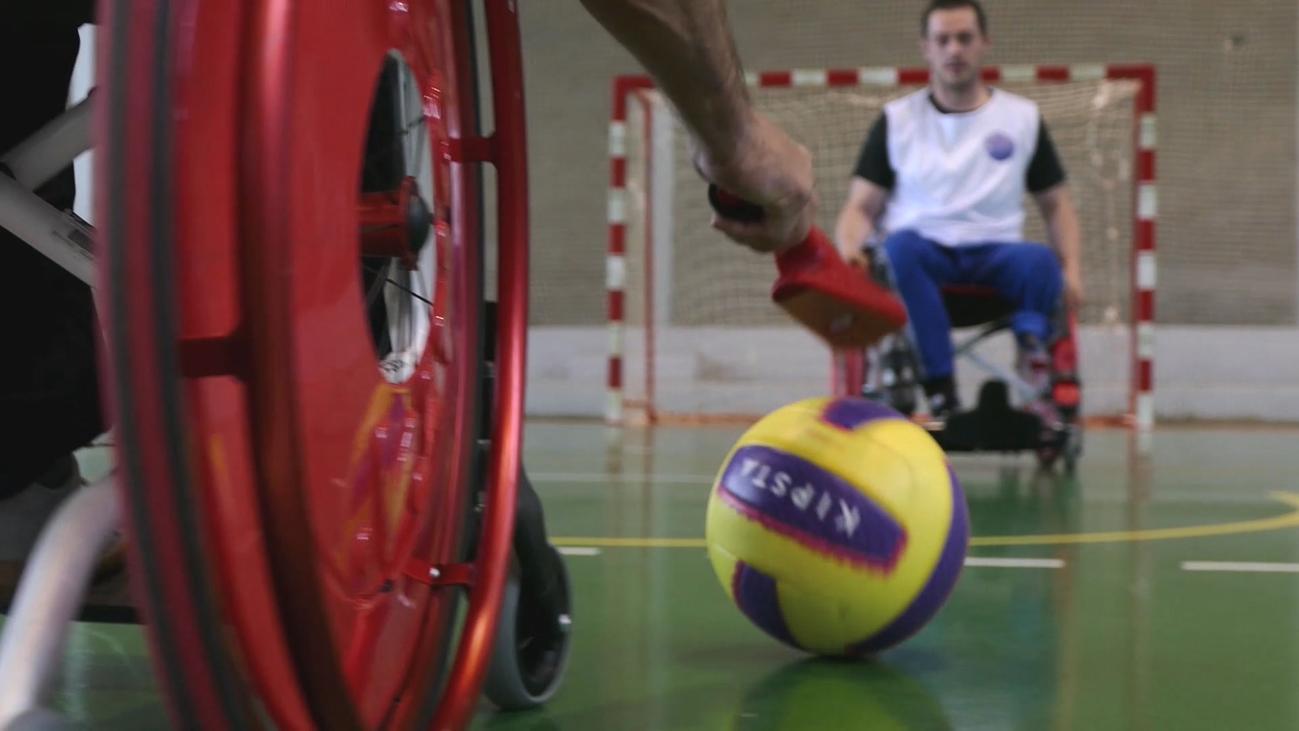 Foothand, fútbol en silla de ruedas para transformar la sociedad