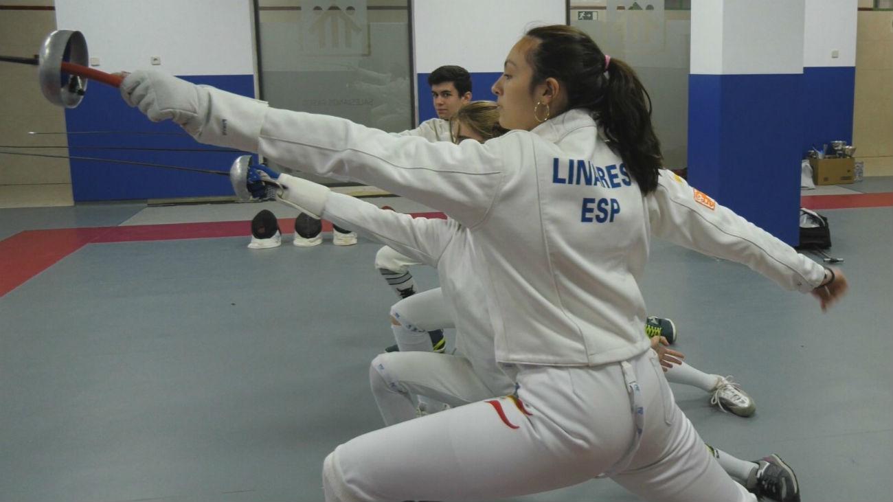 Helena Linares, la esgrima contra el acoso