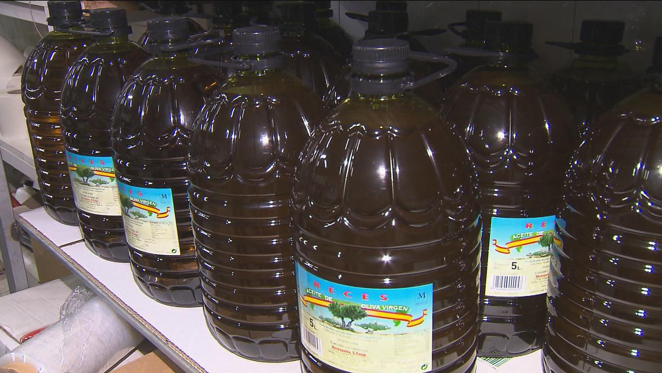 Los aranceles de EEUU castigan a los aceites, vinos y quesos españoles