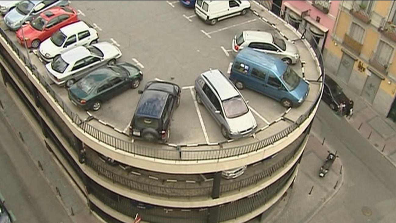 El nuevo parking de Santo Domingo contará con 257 plazas y zona de descarga