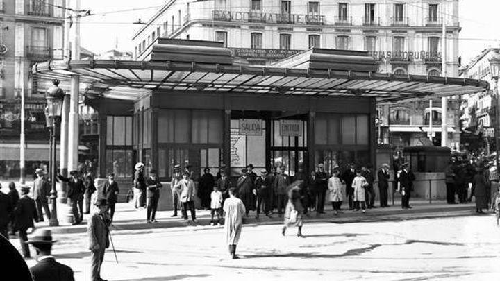 Conoce la historia de los 100 años de Metro de Madrid