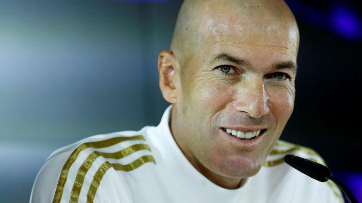 "Zidane: ""Ni Courtois ni nadie es indiscutible"""