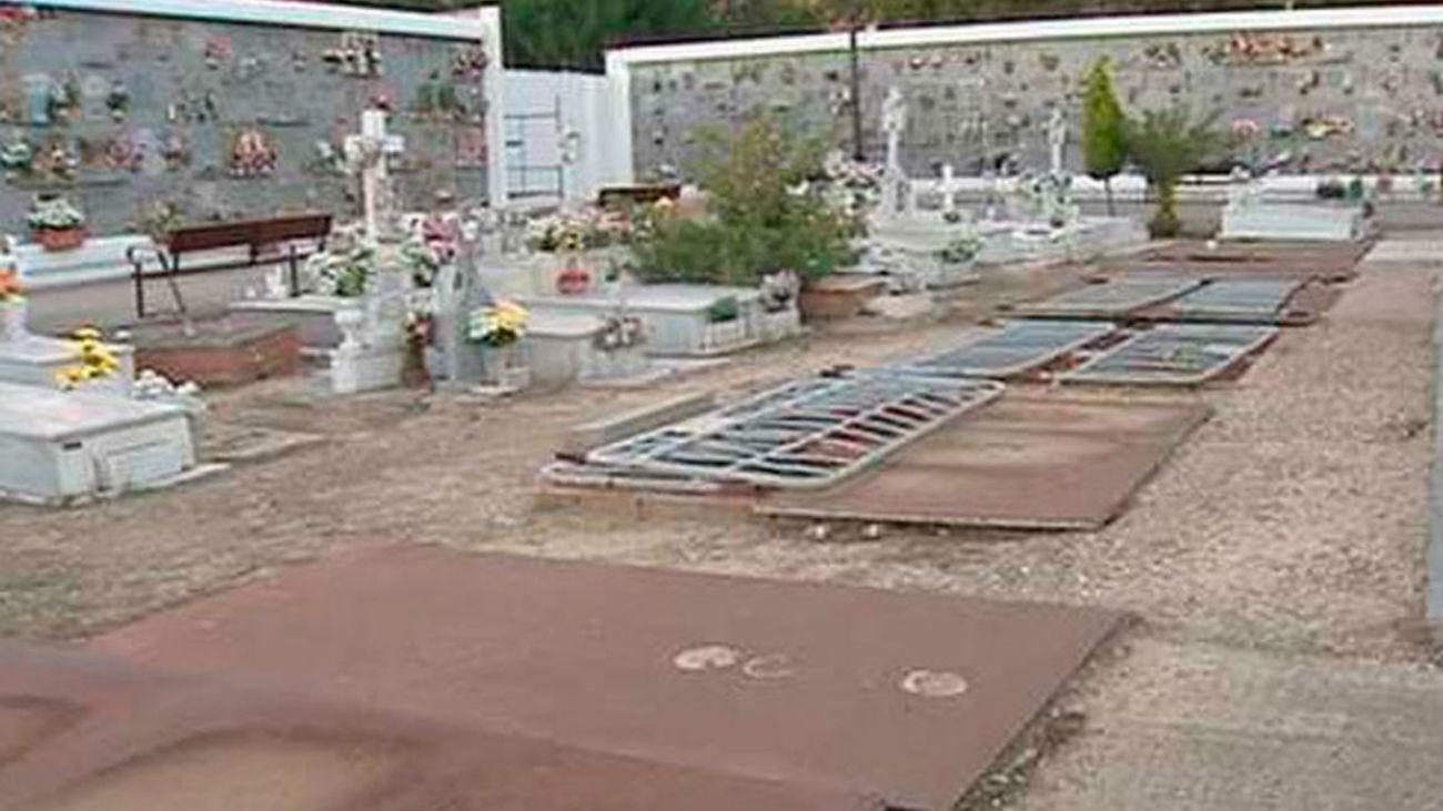 Antiguo cementerio de Fuenlabrada