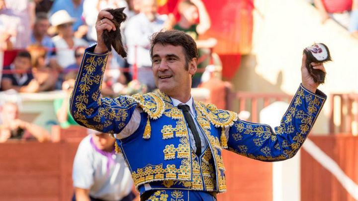 Jesulín de Ubrique, gran atractivo del festival taurino de Chinchón