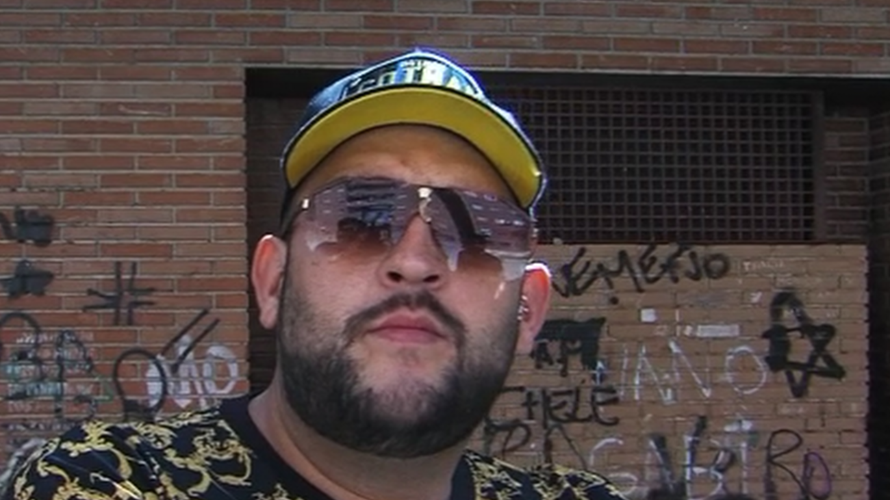 Moncho Chavea, de vendedor ambulante a 'rey del trap gitano'