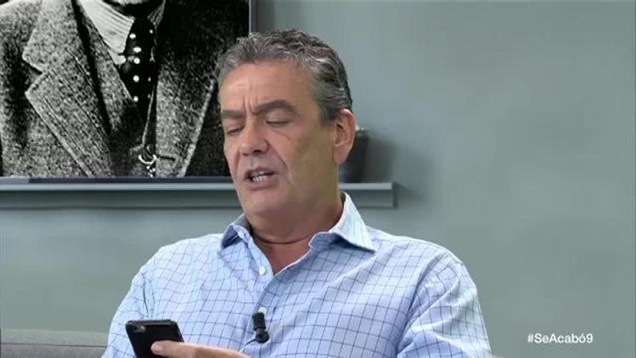 """""""¡Que yo no soy adicto al móvil! Palabrita del Niño Samsung"""""""