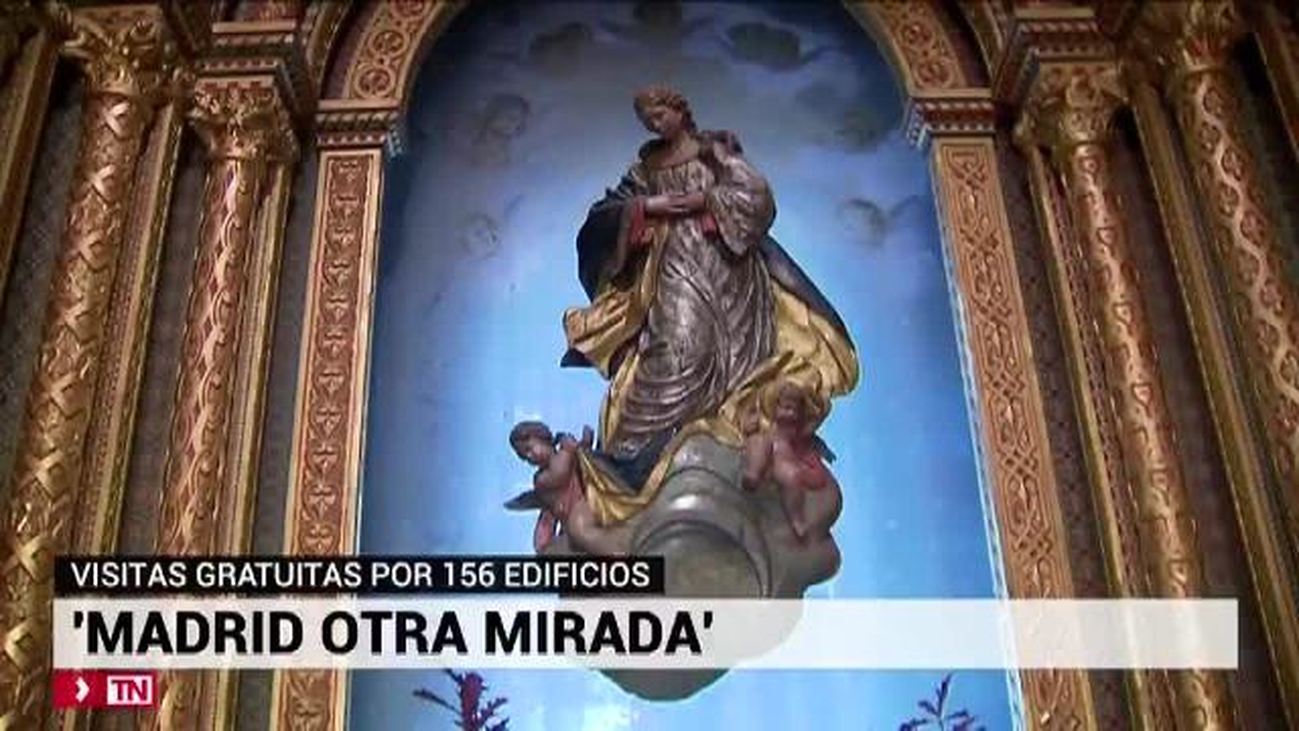 La Casa de América de Madrid, bajo otra mirada