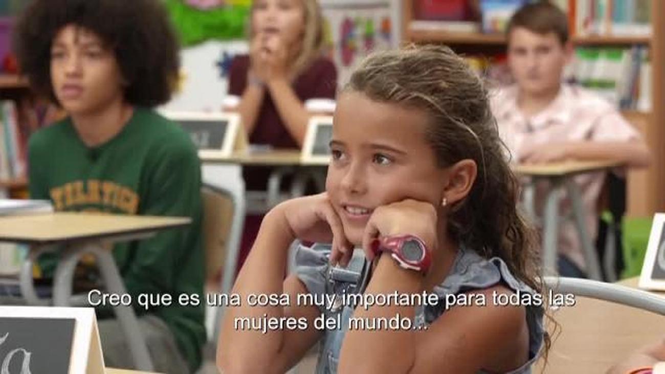 ¿Sabrá explicar Toni Acosta el movimiento 'Mee Too' en inglés?