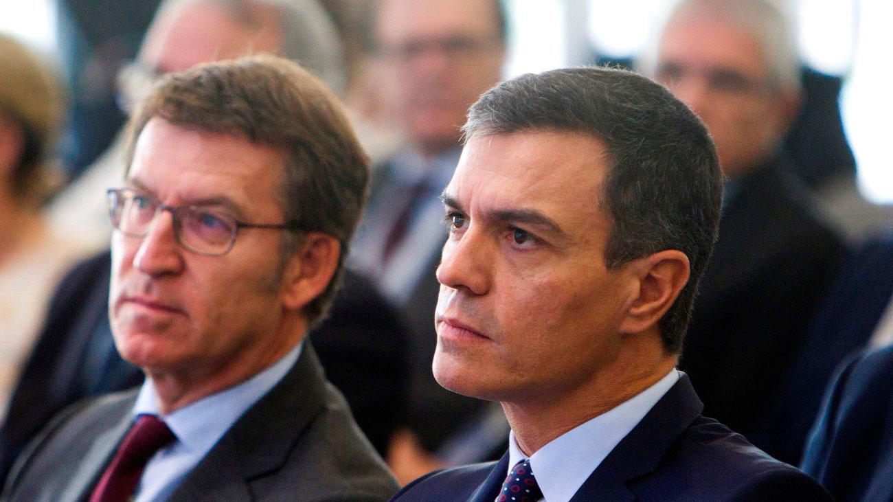 Sánchez insta a evitar el bloqueo y que todos asuman los resultados del 10N