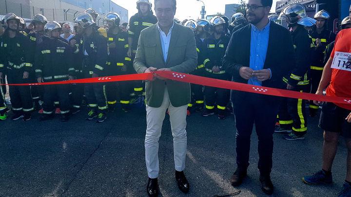 Madrid anuncia ocho parques de bomberos nuevos y hasta 1.800 profesionales