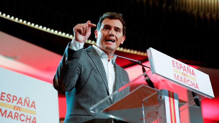 Rivera dice que Sánchez se equivoca al rechazar su oferta de Acuerdo Nacional