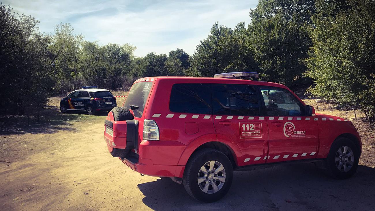 Encuentran el cadáver de una mujer de 55 años en el Parque Butarque de Leganés