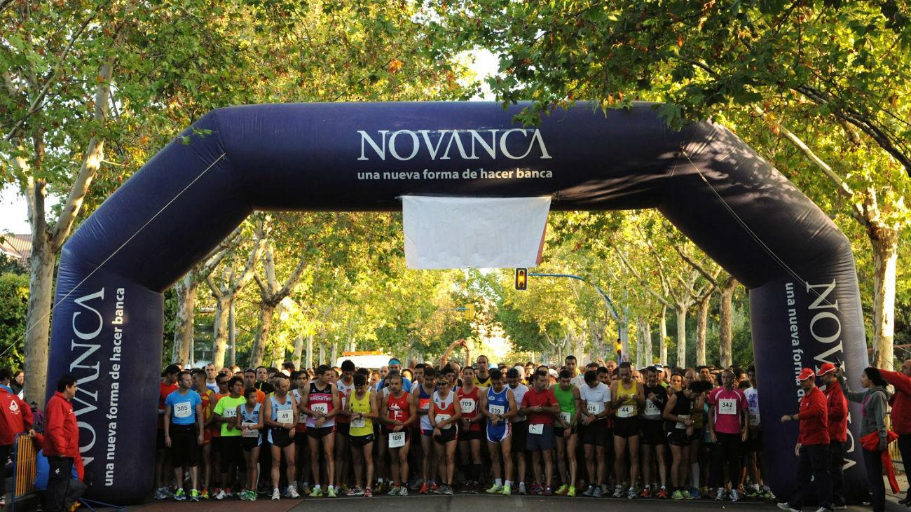Entrevista a Ángela Rincón sobre la Carrera de San Nicasio