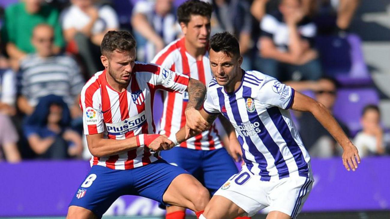 0-0. El Atlético se atasca en Valladolid