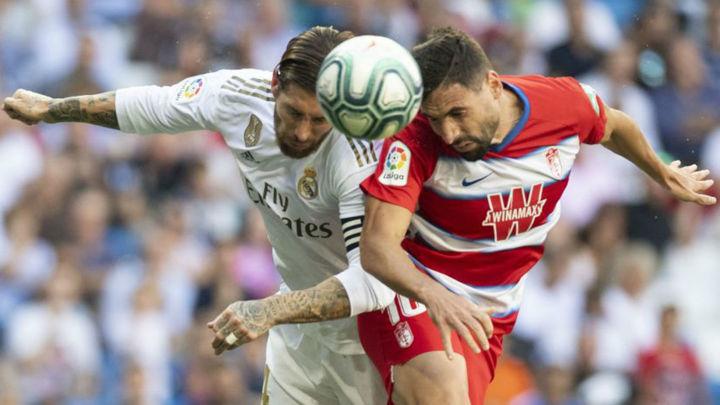 4-2. El Real Madrid se aferra al liderato con dosis de sufrimiento