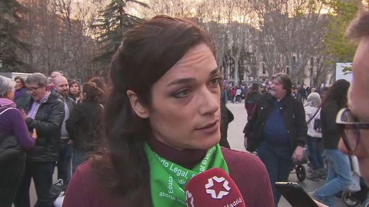Clara Serra dimite como diputada de la Asamblea de Madrid